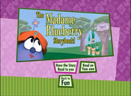 Madame Blueberry storybook