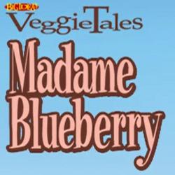 MadameBlueberryLogo
