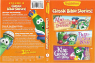 Classic Bible Stories cover