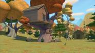 TreehouseNoah'sUmbrella