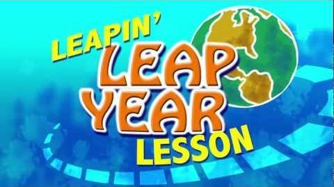 VeggieTales Larry's Leapin' Leap Year