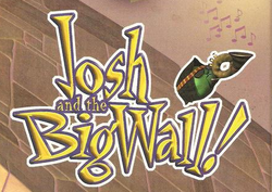 Josh and the Big Wall Logo