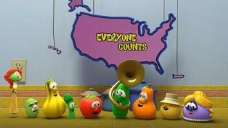 VeggieTales Everyone Counts!-1