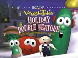 Holiday Double Feature Title Card