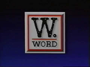 Original word logo