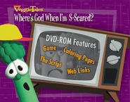 Where's God When I'm S-Scared DVD Rom Menu