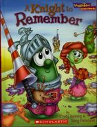 VeggieTales A Knight to Remember Book