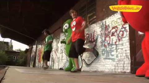 VeggieTales WelcomeSong Breakdance
