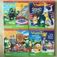 Veggie tales 4 vcds 1465110739 0d9b4538