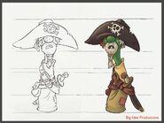 Pirate Stubs