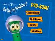 Are You My Neighbor DVD Rom Menu