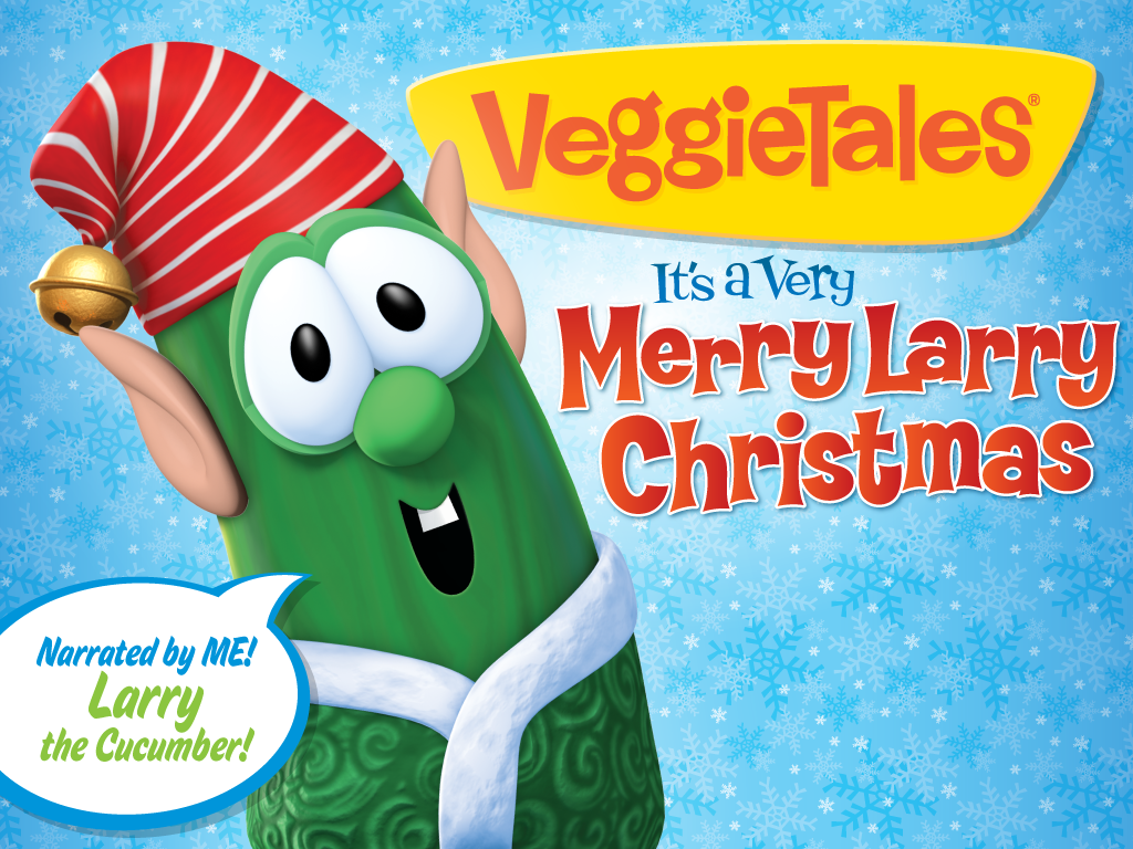 It S A Very Merry Larry Christmas Big Idea Wiki Fandom