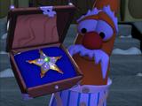 The Star of Christmas (figure)