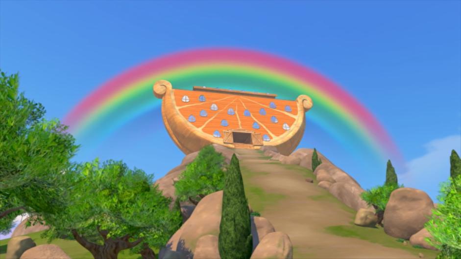 Noahs ark episode big idea wiki fandom powered by wikia noahs ark malvernweather Gallery
