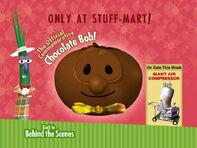 Chocolate Bob Advertisement
