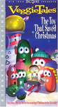 The Toy that Saved Christmas 2002 VHS