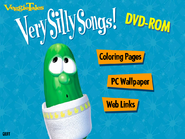 Very Silly Songs DVD Rom Menu