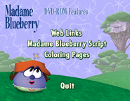 Madame Blueberry DVD Rom Menu