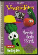 Veggietales where's god when im scared 10th anniversary 2003 dvd front