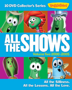 All the Shows Vol. 2 cover