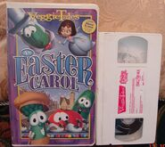 VeggieTales An Easter Carol VHS 2003