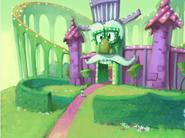 Wizard Entrance
