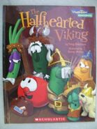 VeggieTales The Halfhearted Vikings Book