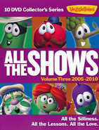 All the Shows Vol. 3 cover