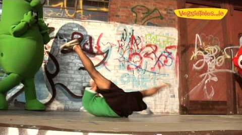 VeggieTales ThemeSong Breakdance