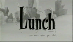 Lunch 2001