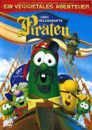 Drei Heldenhafte Piraten DVD