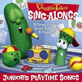 Junior'sPlaytimeSongsCover