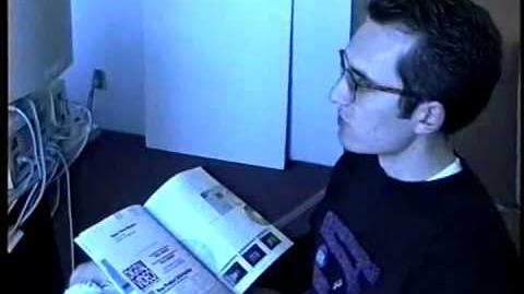 Big Idea Studio Tour 1994