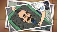 Coach Steve in a Bodybag