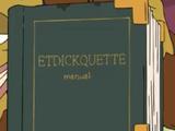 Etdickquette Manual