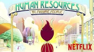 Human Resources Announcement Netflix