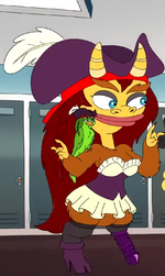 Connie Pirate Outfit