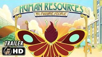 HUMAN RESOURCES Official Teaser Trailer (HD) Big Mouth Spinoff-0