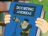 Doubting Andreas