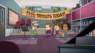 Jazz Club Tryouts