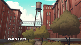 Fab 5 Loft
