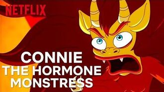 Big Mouth The Very Best of Connie The Hormone Monstress