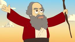 Moses (Big Mouth)