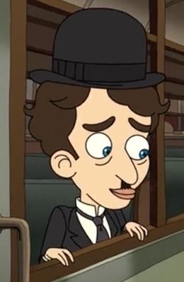 Charlie Chaplin (Big Mouth)