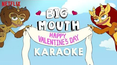 Big Mouth My Furry Valentine Sing-Along Netflix