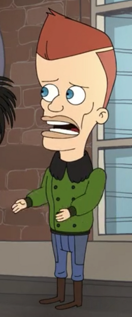 Patrick from Big Mouth