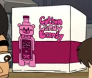 Cotton Candy Brandy Box