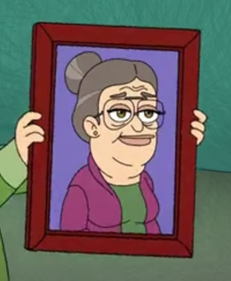 Andrew's Grandmother