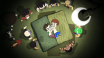 Sleepover Fight