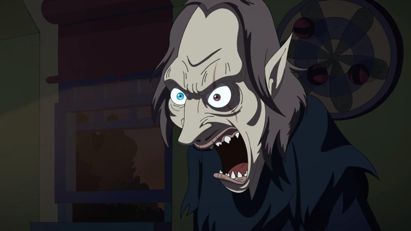 The Shame Wizard Big Mouth Wiki Fandom